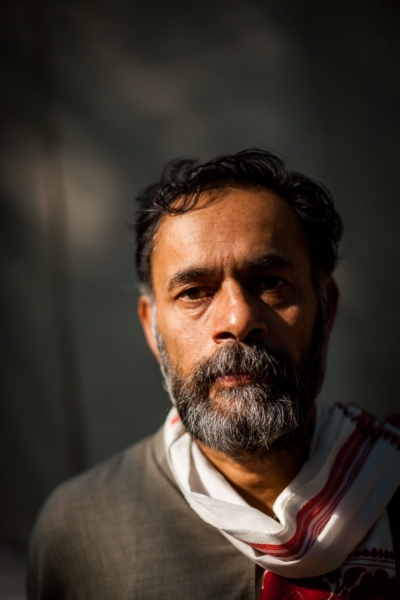 Yogendra Yadav, Psephologist and Politician.
