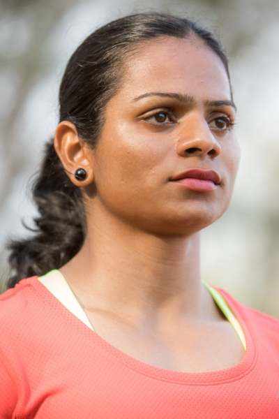 Dutee Chand, Athlete.