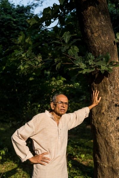 Madhav Gadgil, Ecologist.