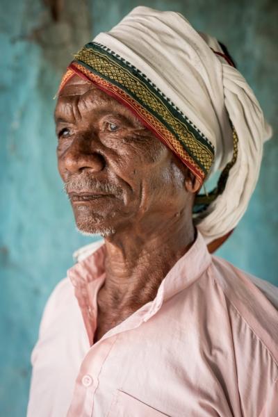 Dukku Chamaru Tofa, Gond Adivasi Elder.