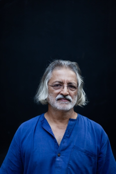 Anand Patwardhan, Documentary Filmmaker.