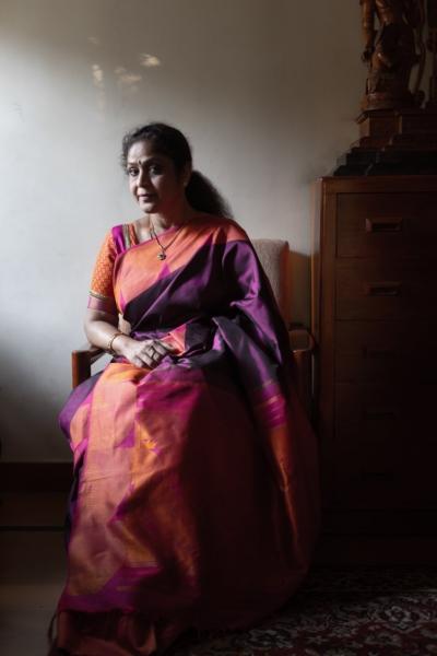 Ananda Shankar Jayant, Classical Dancer.